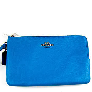 COACH Double Zip Wallet #68025